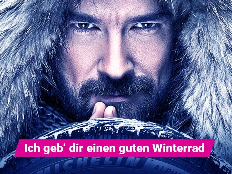 """EFR/Michelin """"Der Wintermeister"""""""